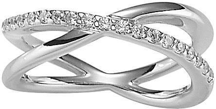 VIVENTY Silberring »774461« mit Zirkonia in Silber 925