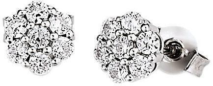 VIVENTY Paar Ohrstecker »776504« mit Zirkonia in Silber 925