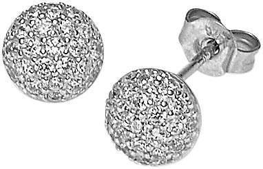 VIVENTY Paar Ohrstecker »774484« mit Zirkonia in Silber 925
