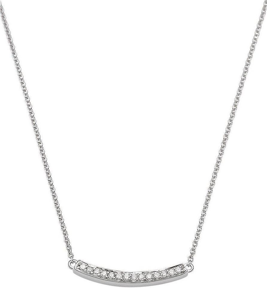VIVENTY Collier »773708« mit Zirkonia in Silber 925