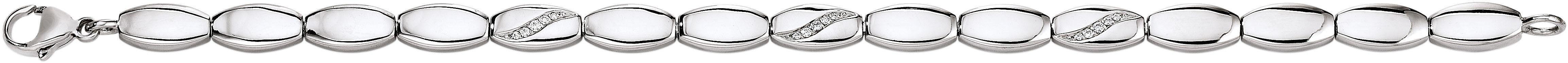VIVENTY Armband »775637« mit Zirkonia