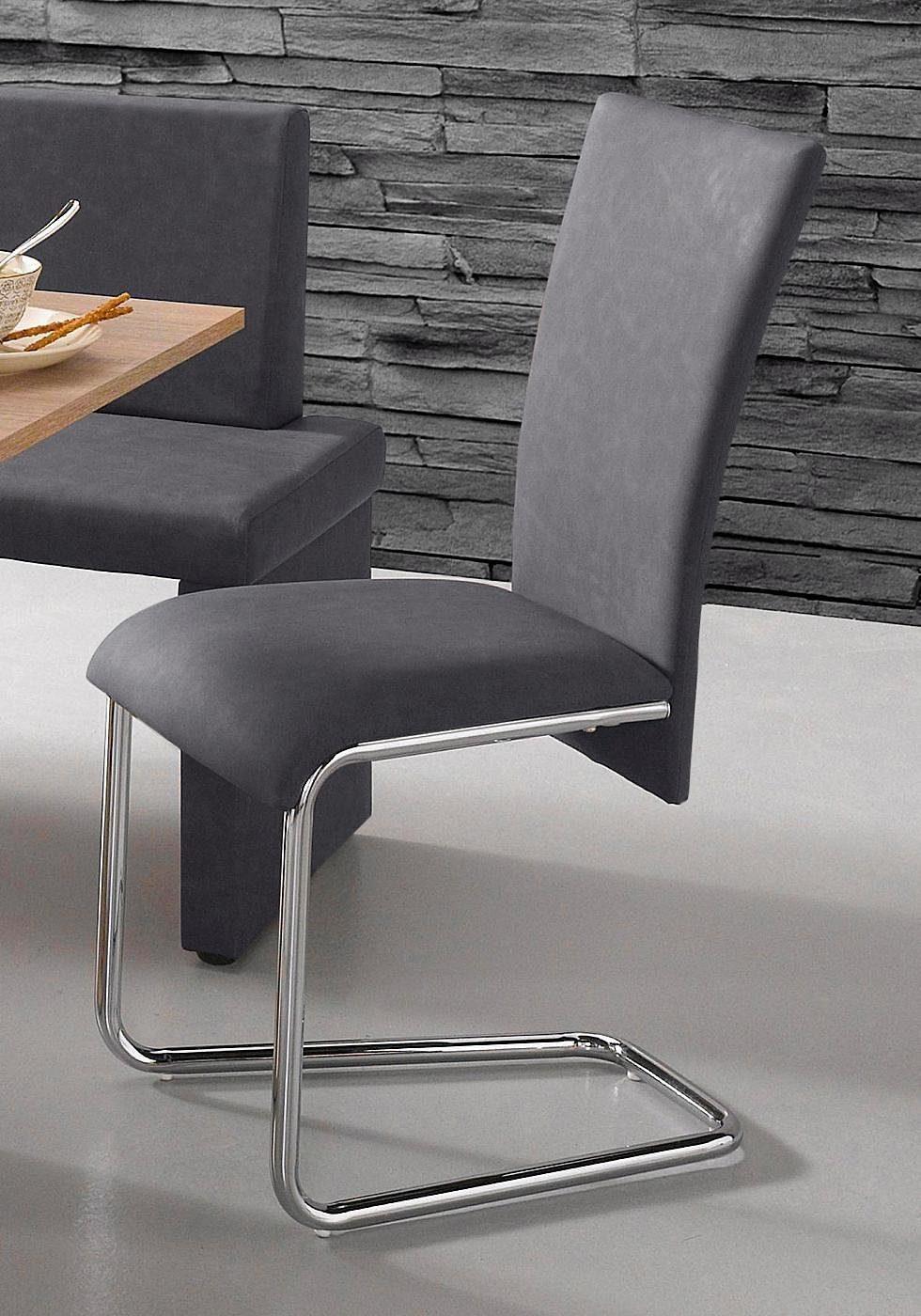 Homexperts Freischwinger, Sitzhöhe ca. 48,5 cm online kaufen   OTTO