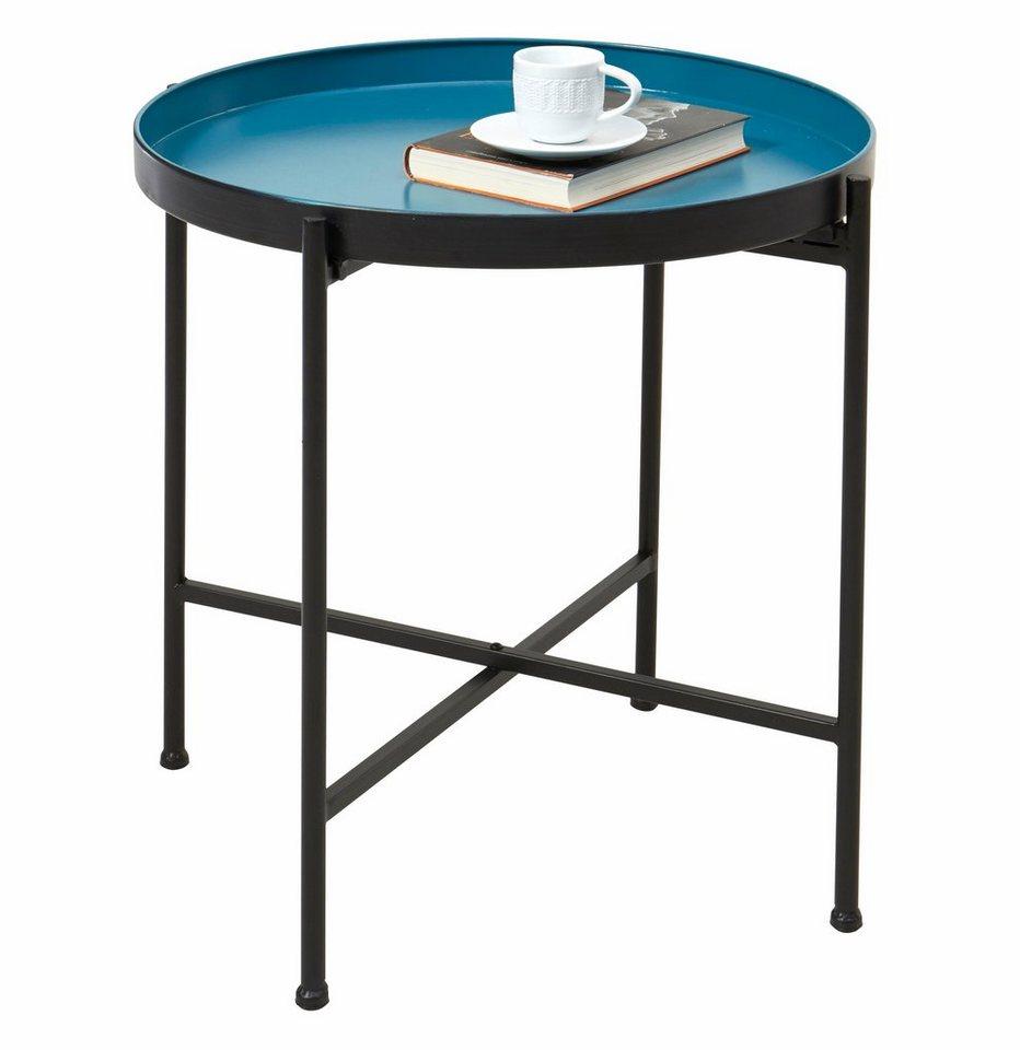 gmk home living beistelltisch nomino mit bbnehmbarem. Black Bedroom Furniture Sets. Home Design Ideas