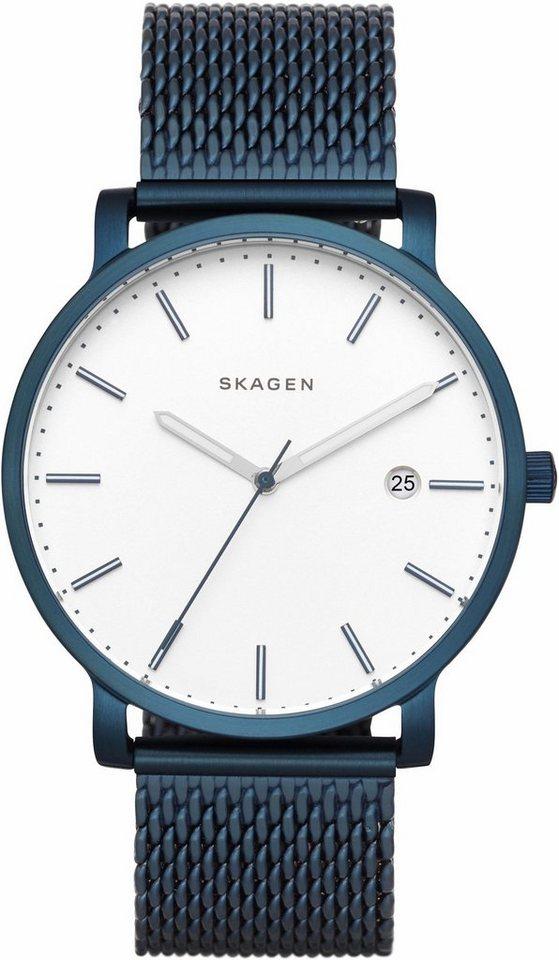 Skagen Quarzuhr »HAGEN, SKW6326« in blau