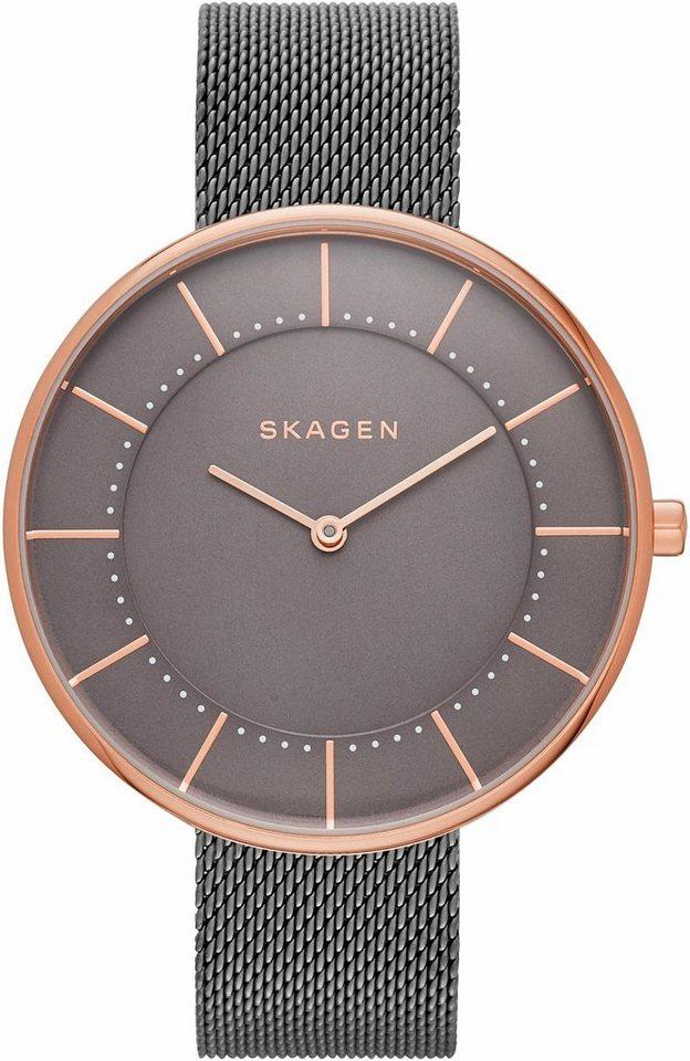 Skagen Quarzuhr »GITTE, SKW2584« in grau