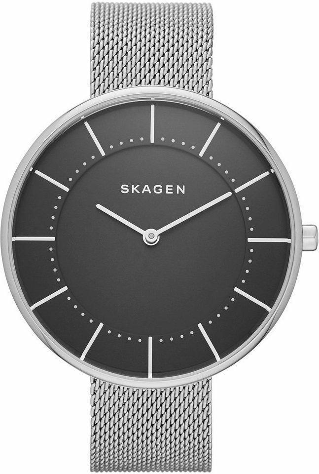 Skagen Quarzuhr »GITTE, SKW2561« in silberfarben