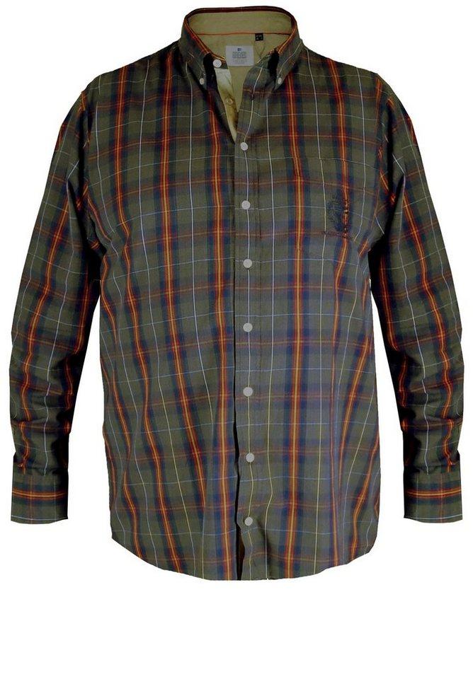 greyes Greyes Overhemd in Braun