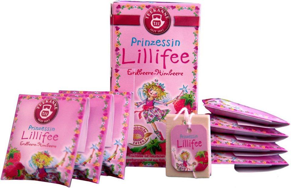Tanner Spiellebensmittel, »Tee Lillifee«