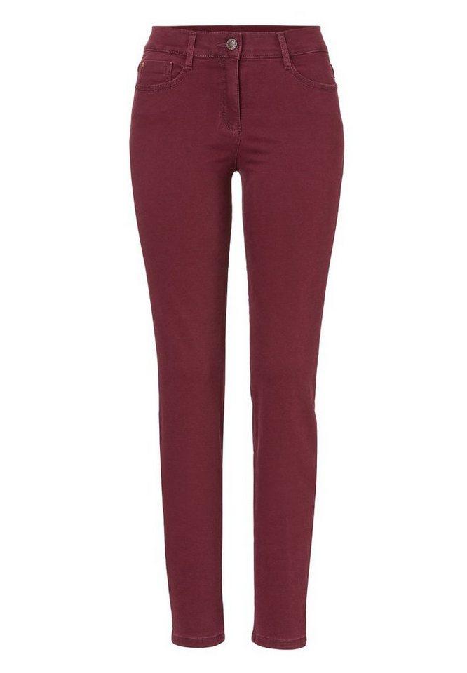 BRAX Jeans »SHAKIRA« in DARK RUBY