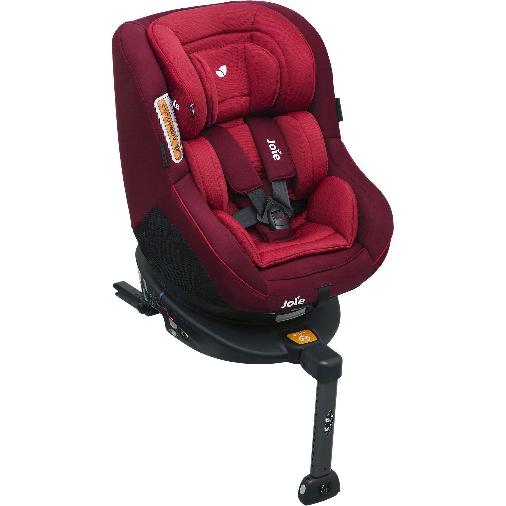 Joie Auto-Kindersitz Spin 360, Merlot