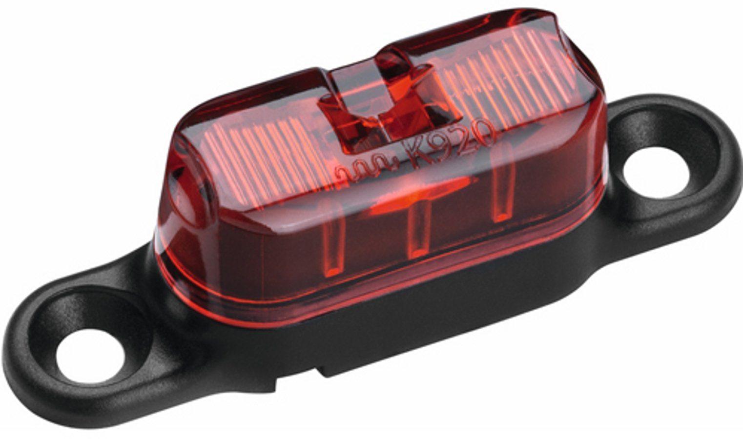 Busch + Müller Fahrradbeleuchtung »Toplight Line Small LED Rücklicht 50mm«