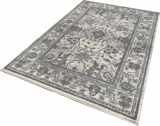 Teppich »Glorious«, Zala Living, rechteckig, Höhe 9 mm, Kurzflor, Vintage Optik, Wohnzimmer