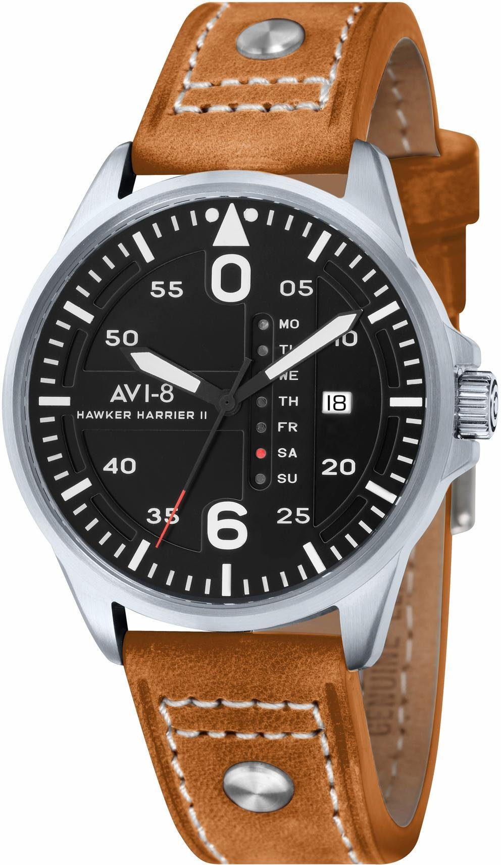 AVI-8 Quarzuhr »Hawker Harrier II, AV-4003-02«