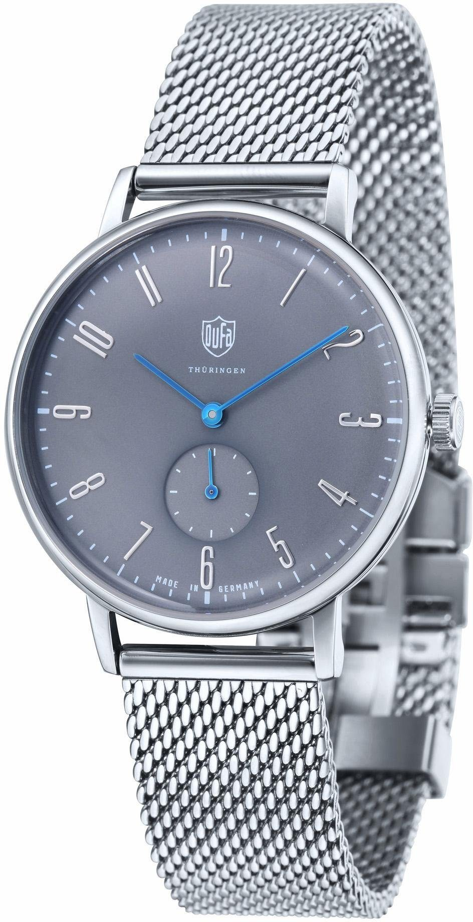 DuFa Quarzuhr »Walter, DF-9001-13«, Made in Germany