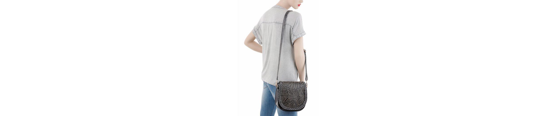 J.Jayz Umhängetasche, Mini Bag mit Flechtdetails und Prägung