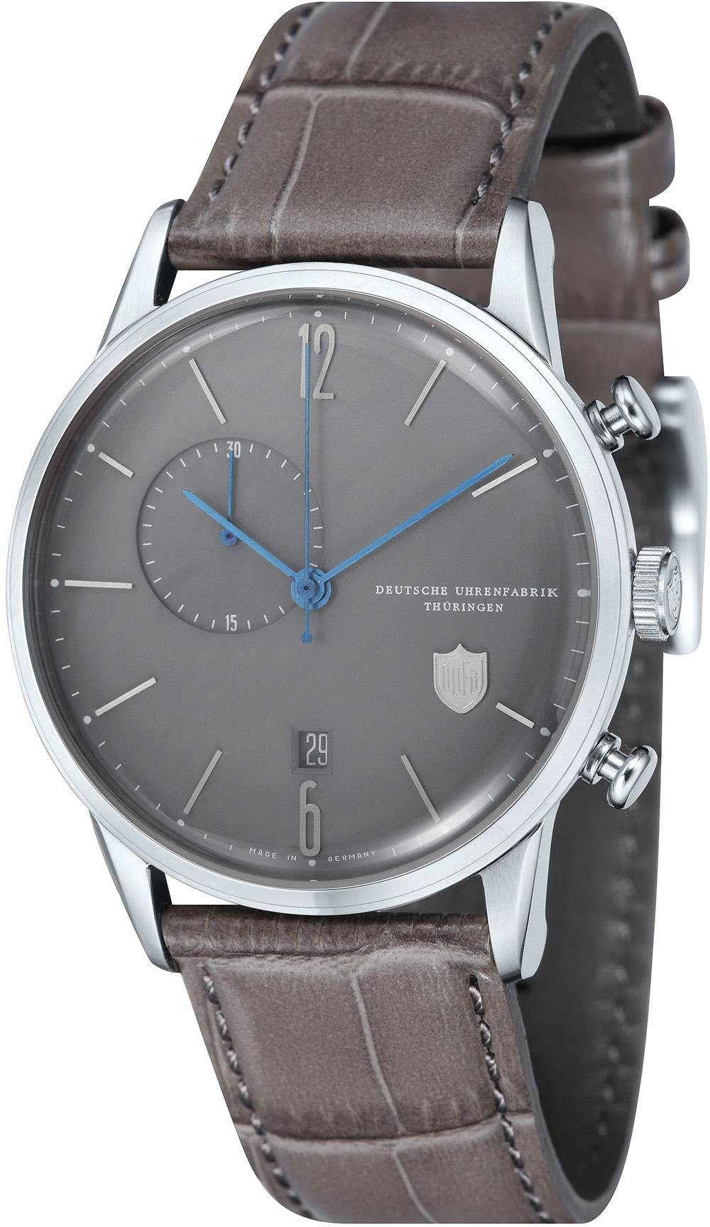 DuFa Chronograph »Weimar, DF-9012-02«, Made in Germany