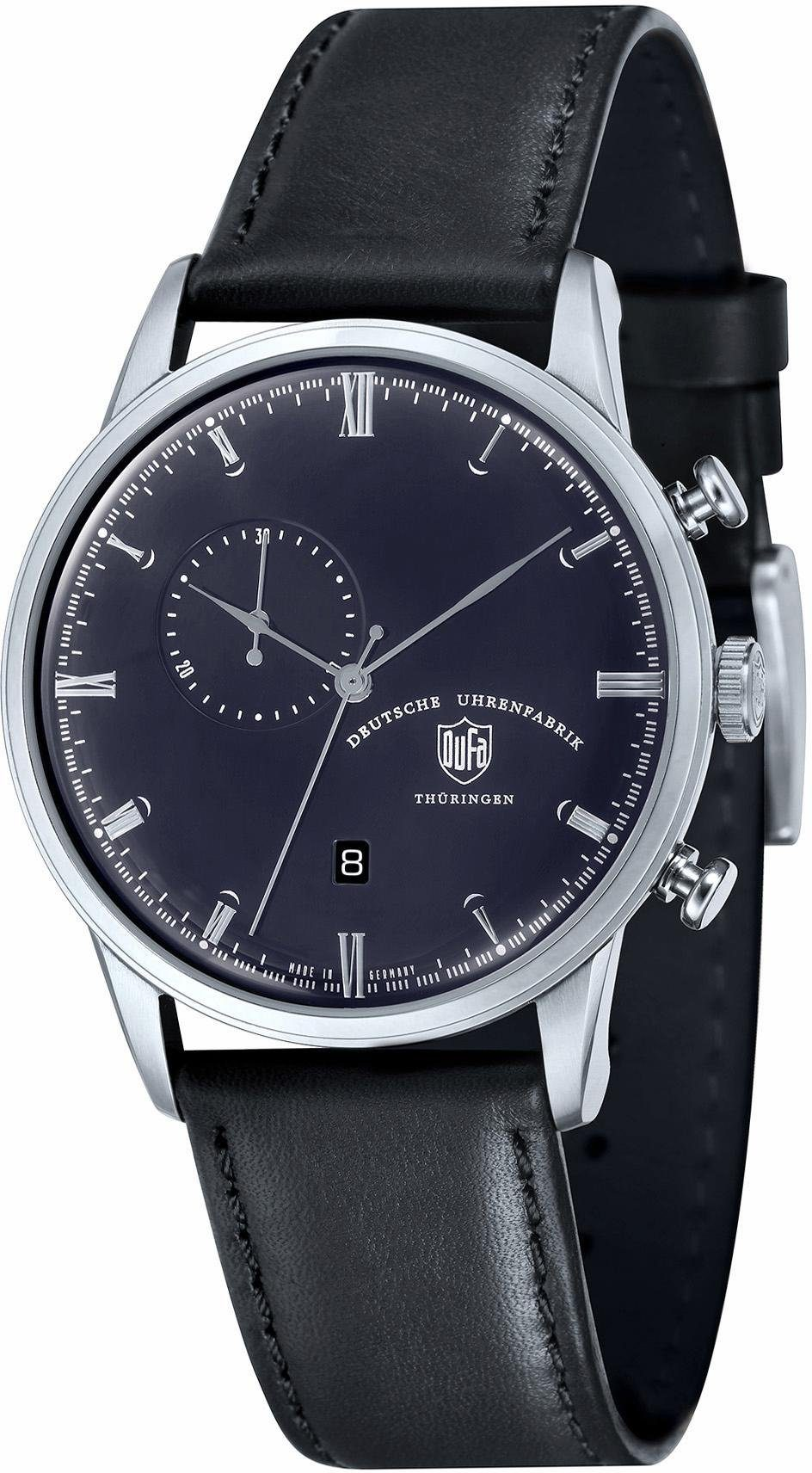 DuFa Chronograph »Weimar, DF-9007-03«, Made in Germany