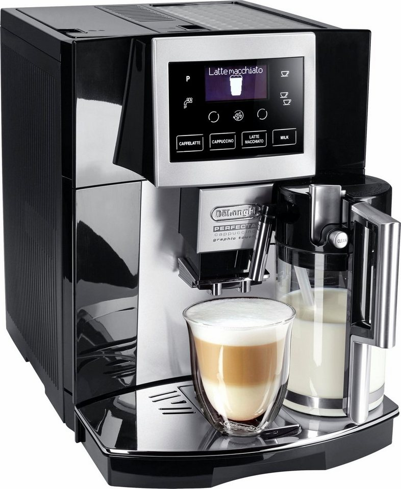 delonghi kaffeevollautomat esam 5708 b 1 7l tank. Black Bedroom Furniture Sets. Home Design Ideas