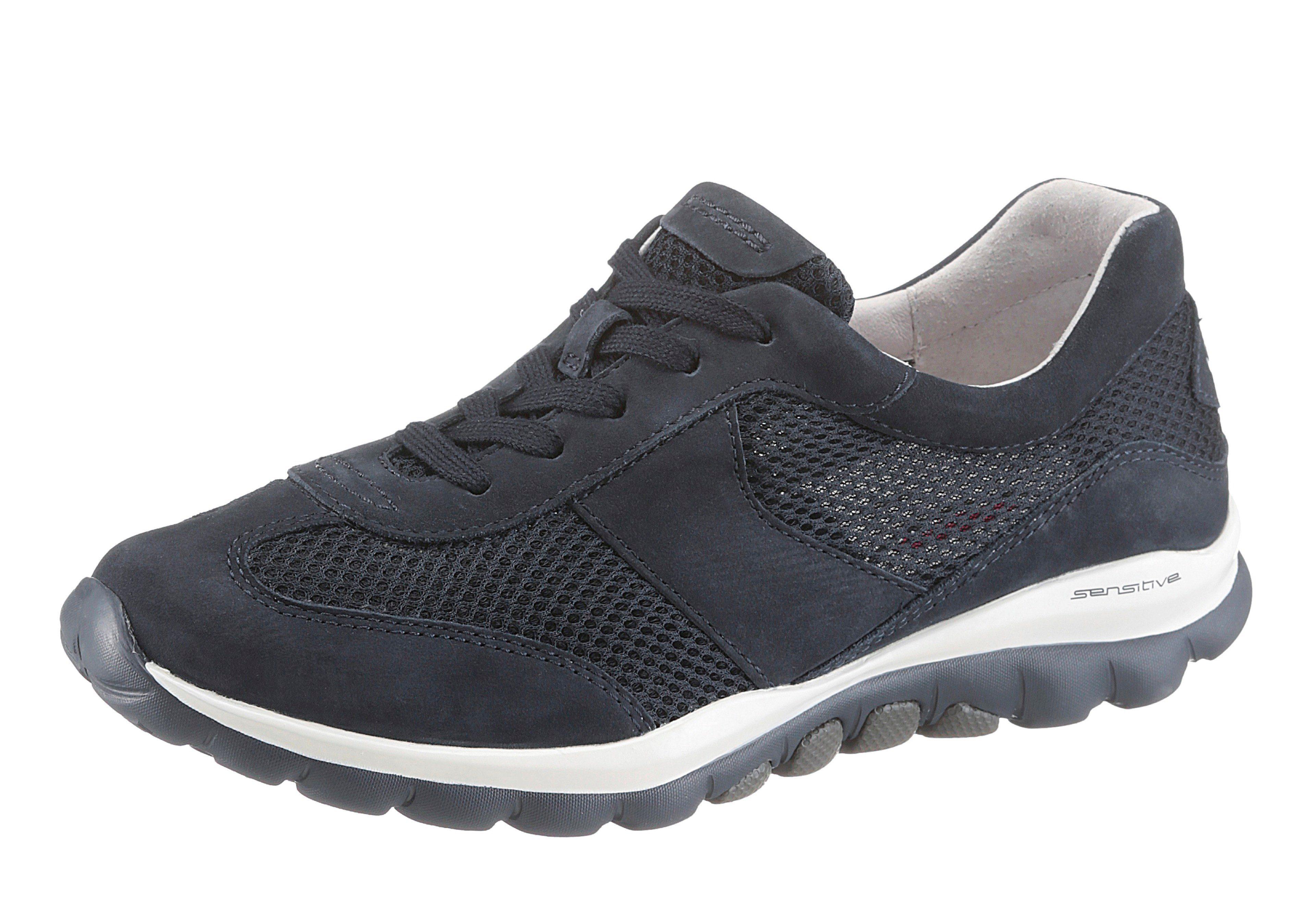 Gabor Rollingsoft Sneaker, mit trendigem Mesheinsatz online kaufen  marine