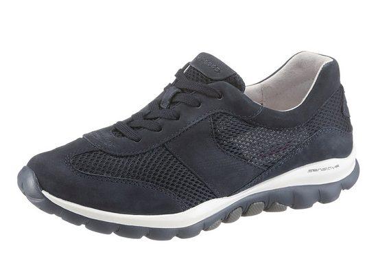 Gabor Rollingsoft Sneaker, mit trendigem Mesheinsatz