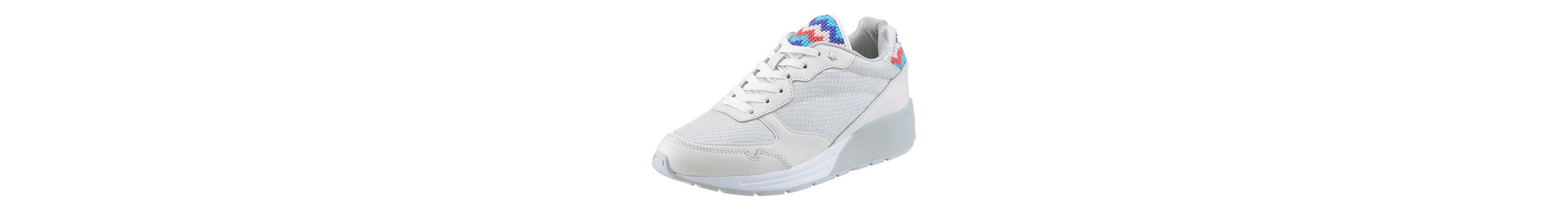 Replay Ice Sneaker, mit Snake-Prägung
