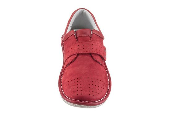 KACPER Slipper, mit Perforation