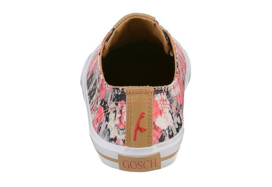 Gosch Sylt Sneaker, With Indicated Lacing