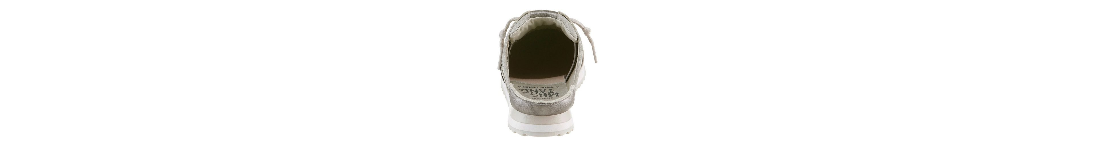 Mustang Shoes Clog, mit Strass-Steinen