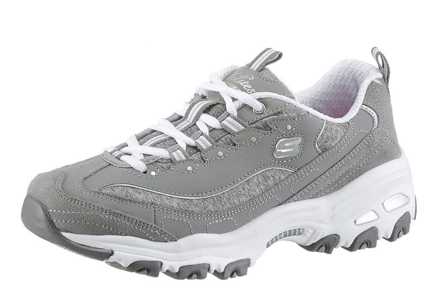 Skechers »D´Lites me Time« Sneaker mit Memory Foam