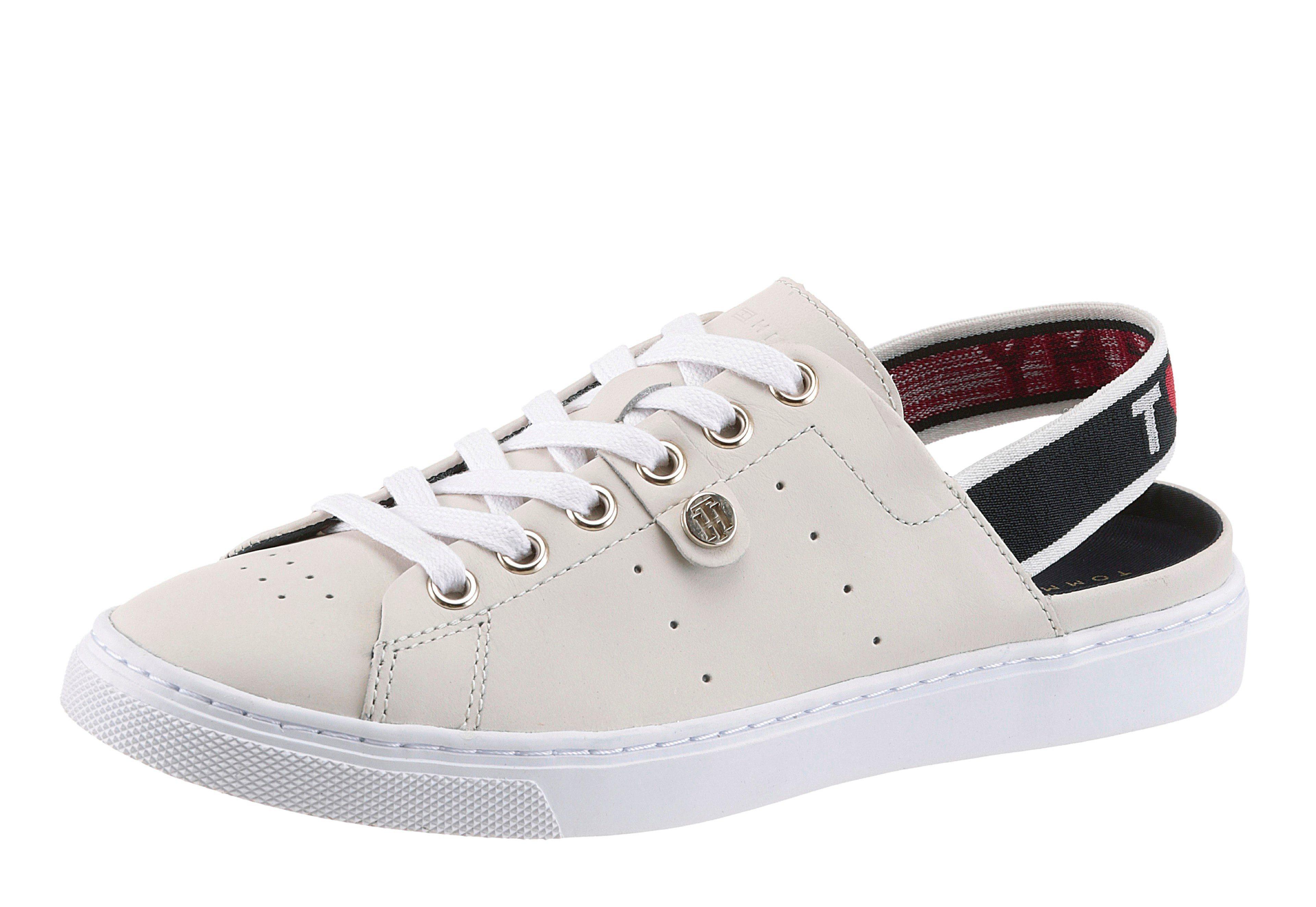 Tommy Hilfiger Sneaker, mit Fersengummizug kaufen  weiß