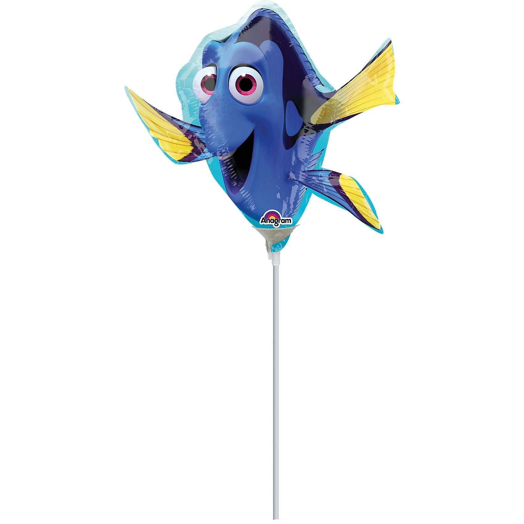 Amscan Folienballon Mini Shape Findet Dorie