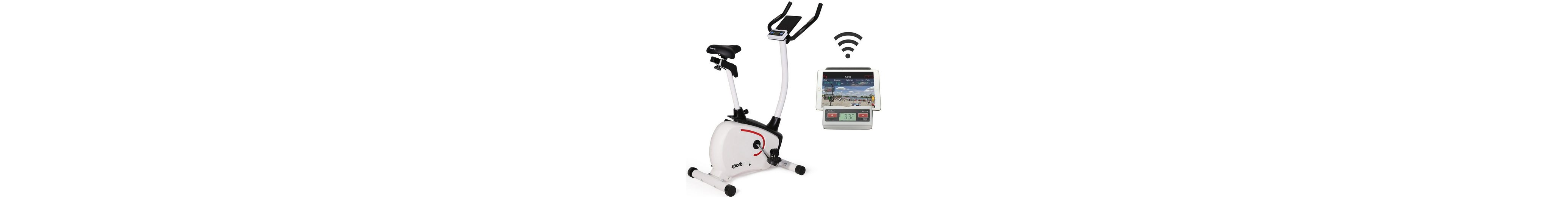 Sportplus Heimtrainer Ergometer, »SP-HT-9500-E«