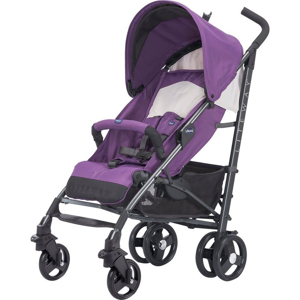 CHICCO Buggy Liteway, Premium Line, aster, 2017 in lila