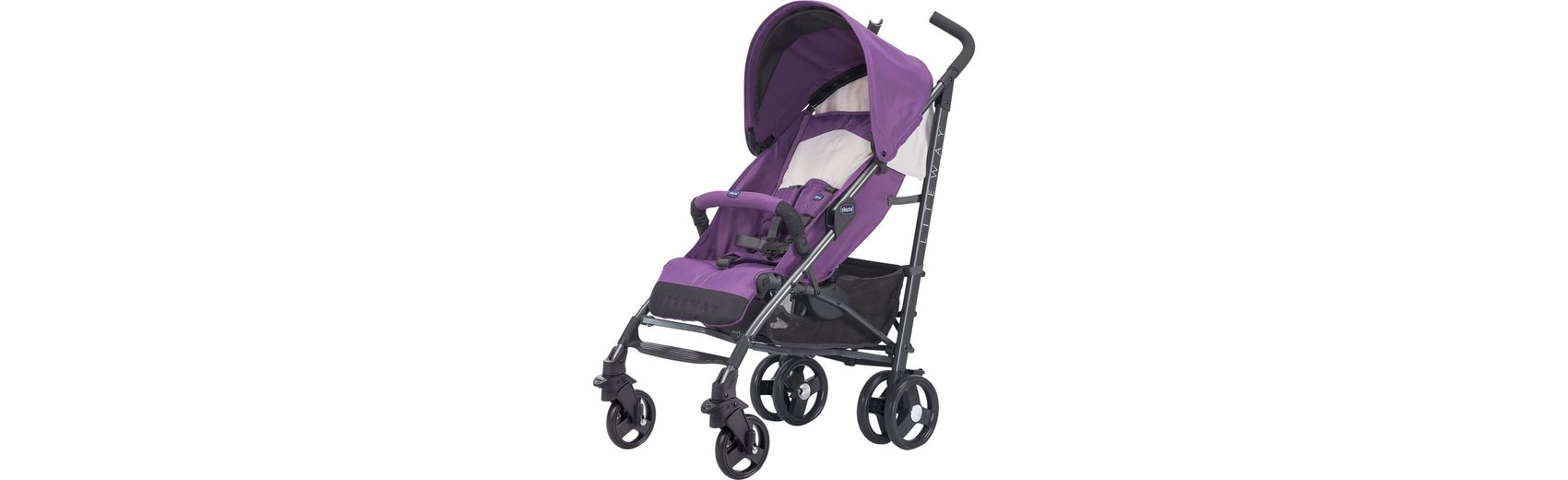 CHICCO Buggy Liteway, Premium Line, aster, 2017