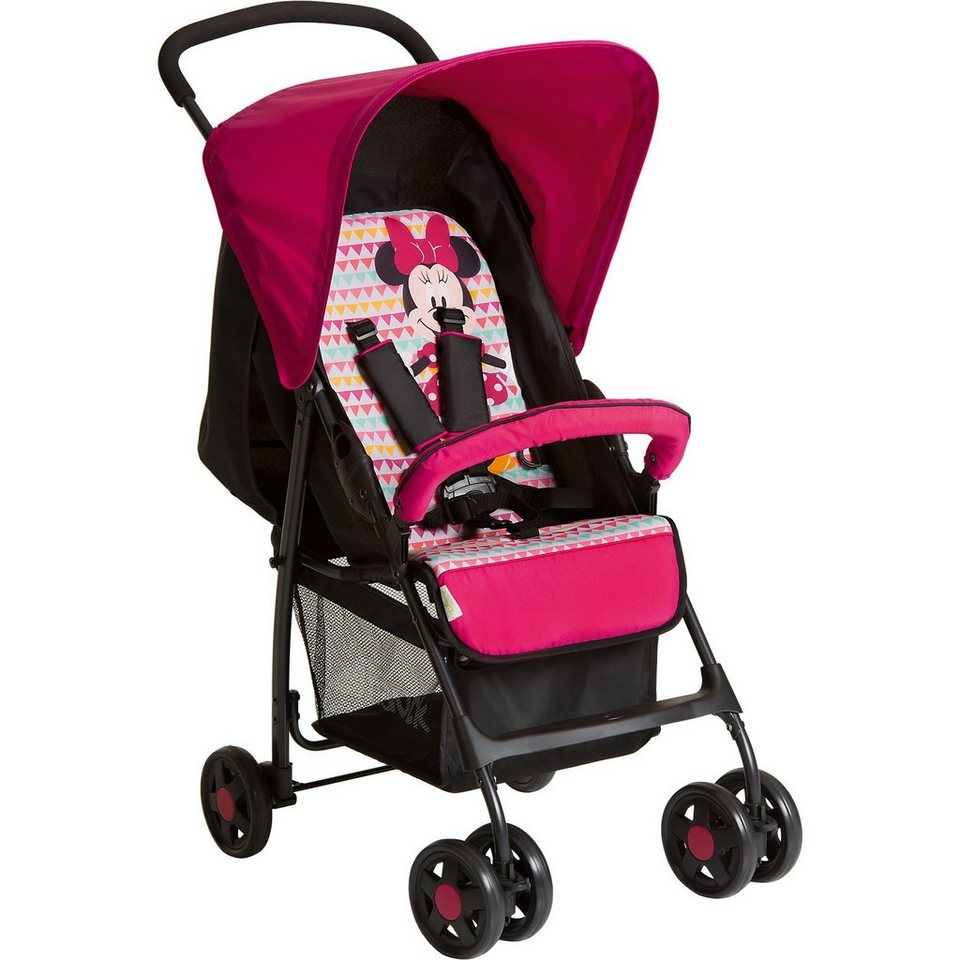 Hauck Buggy Sport, minnie geo pink in pink