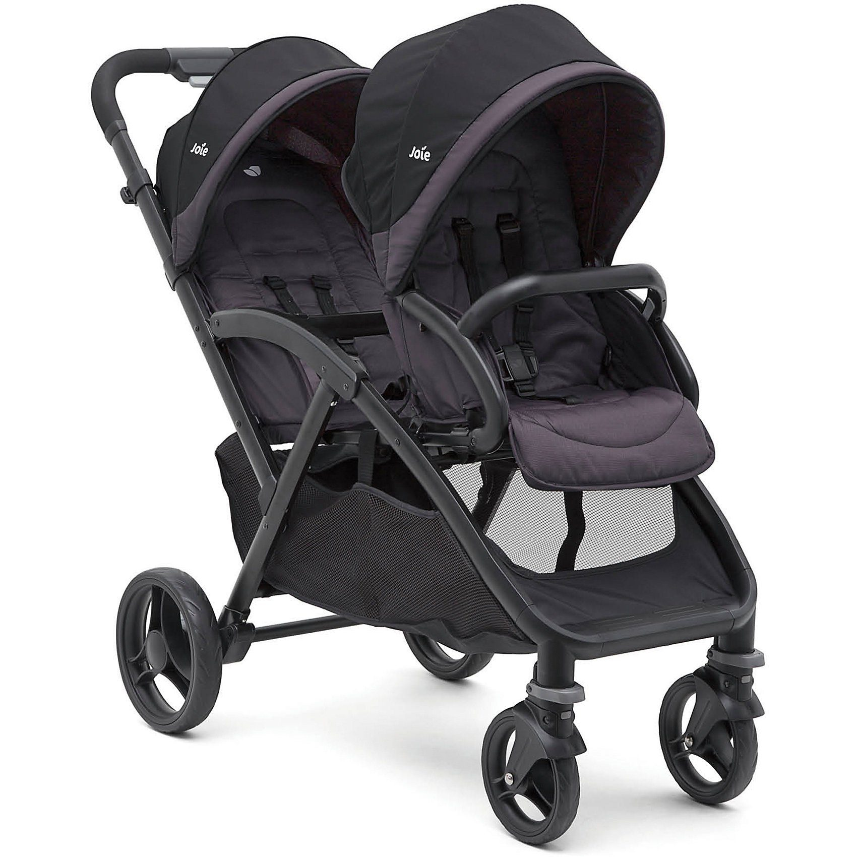Joie Zwillings- & Geschwisterwagen Evalite Duo, Two Tone Black