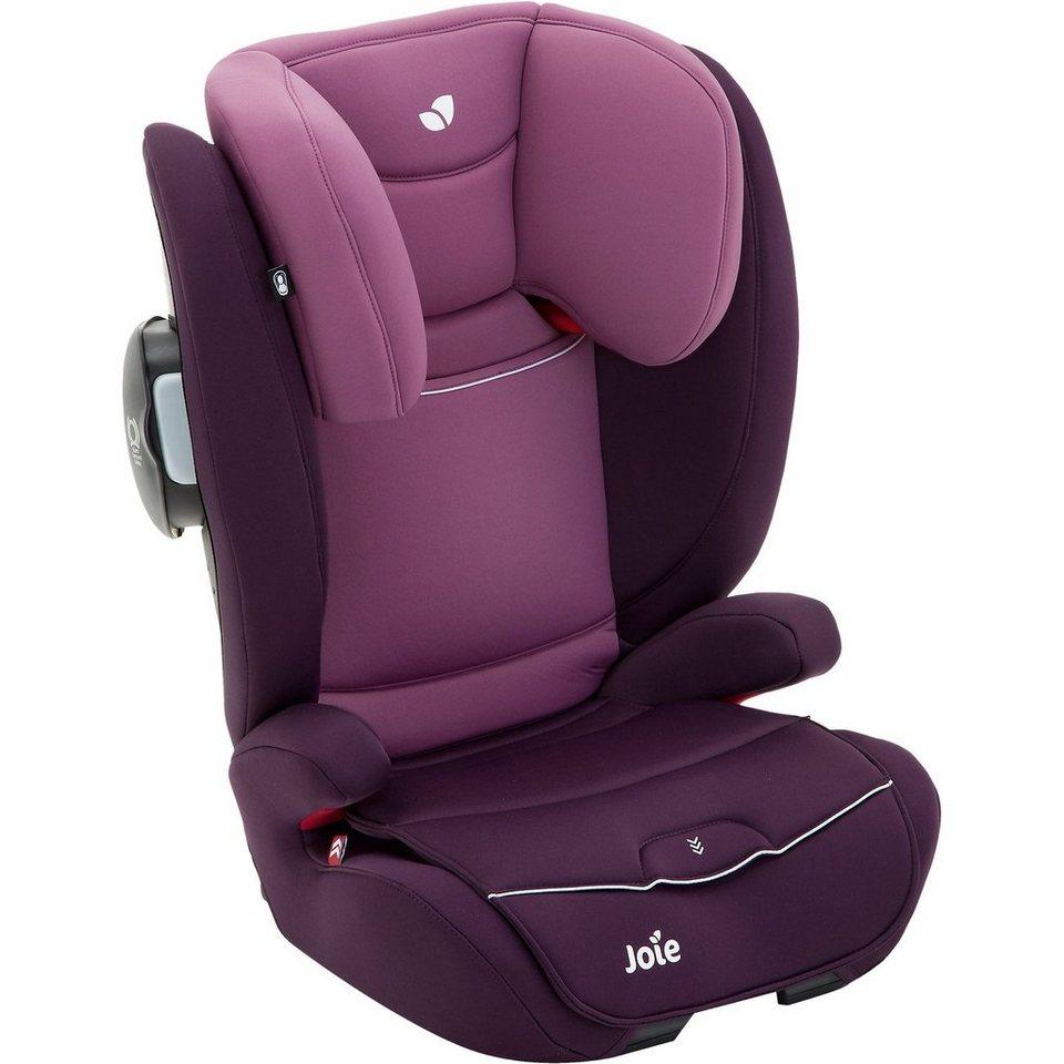 Joie Auto-Kindersitz Duallo, Lilac in lila