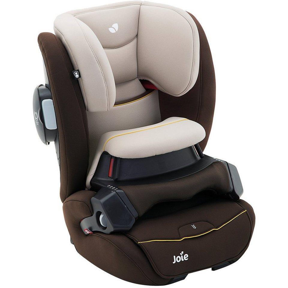 Joie Auto-Kindersitz Transcend, Cashmere in braun/beige