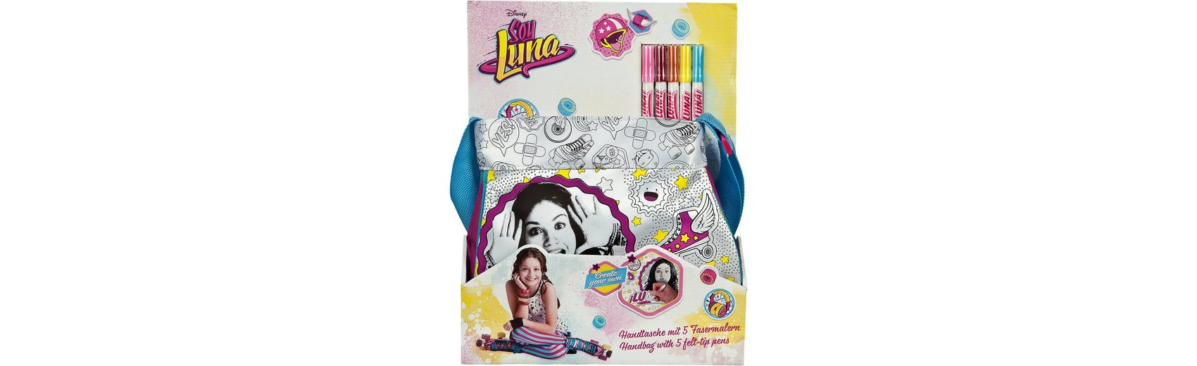 UNDERCOVER Create Your Own Shopping Bag - Soy Luna