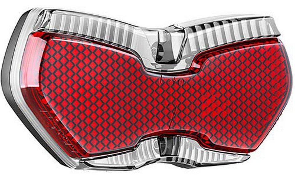 Busch + Müller Fahrradbeleuchtung »Toplight View Permanent Rücklicht«
