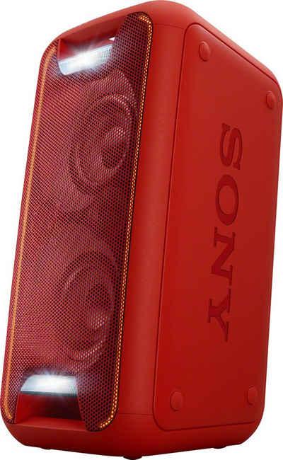 Sony GTK-XB5 Party Soundsystem (200 Watt, extra Bass, High Power, Bluetooth, NFC ) Sale Angebote Komptendorf