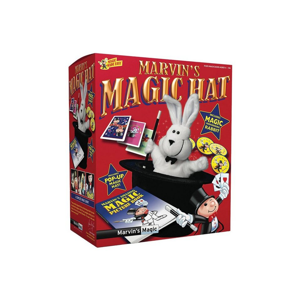 Marvins Magic Marvin`s magischer Zauberhut