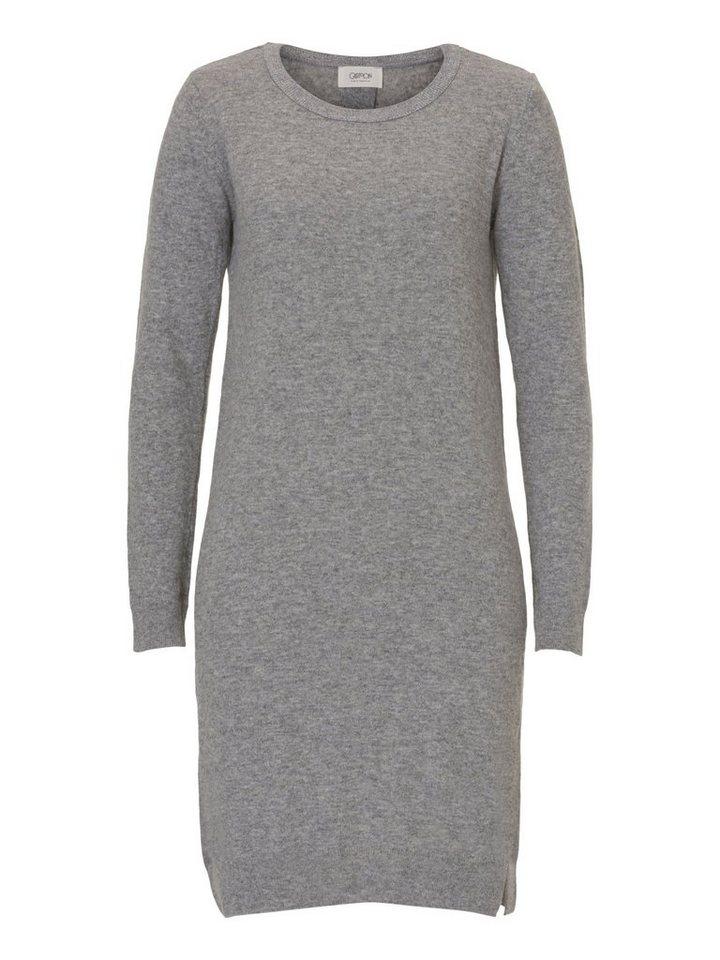 Cartoon Kleid in Grau - Grau