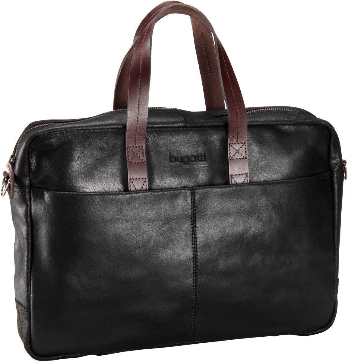 Bugatti Aktenmappe »Grinta Brief Bag Medium«