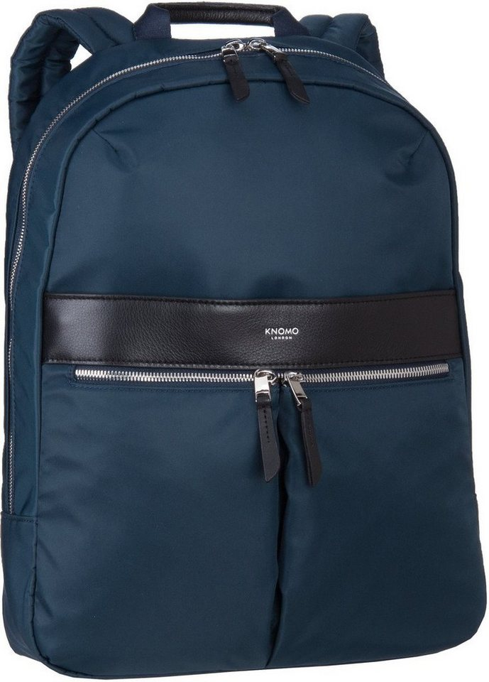 "knomo Mayfair Beauchamp 14"" RFID in Navy"