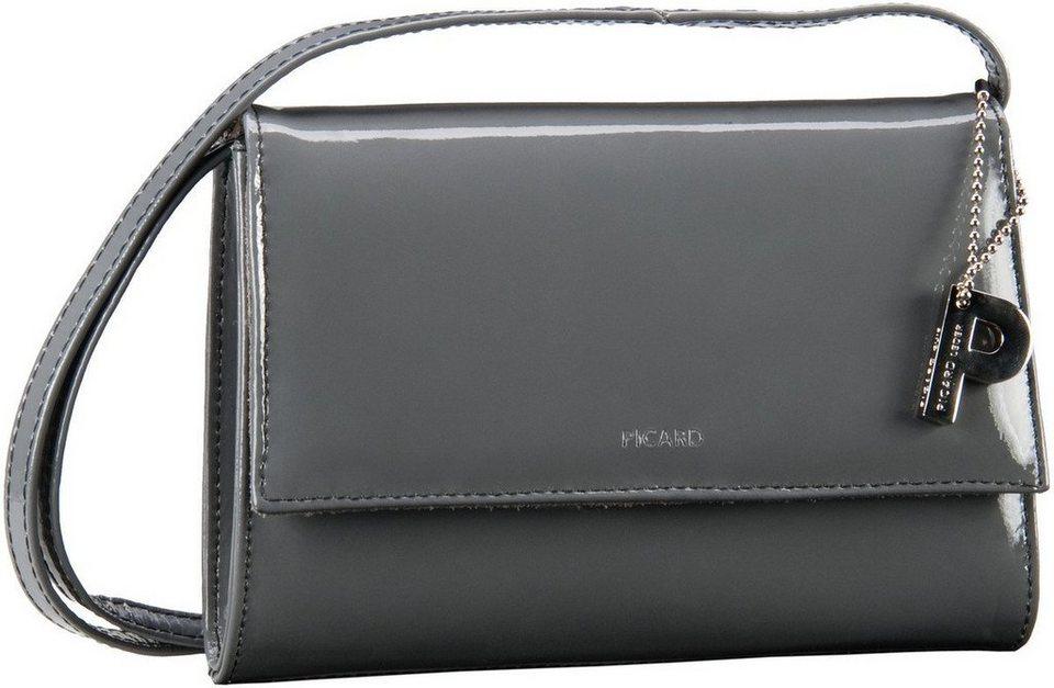 Picard Auguri Damentasche in Stone/Lack