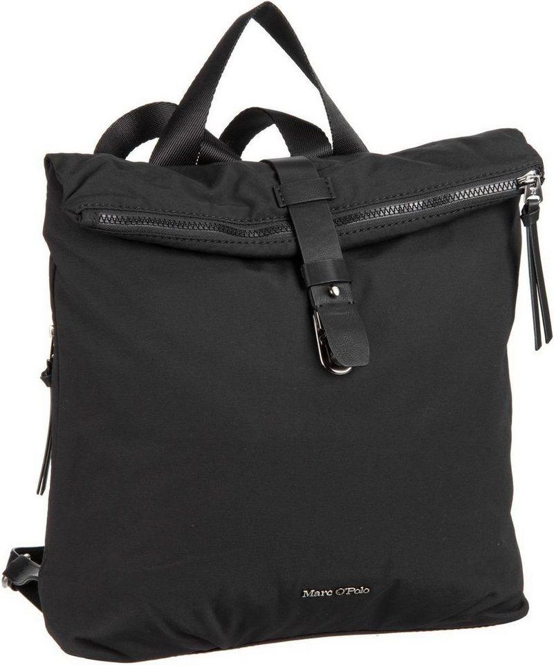 Marc O'Polo Leni Backpack M in Black