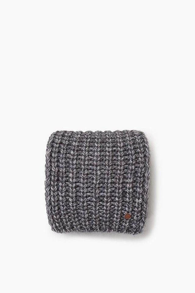 ESPRIT CASUAL Made in Italy: Schal mit Mohair und Glanz in GREY