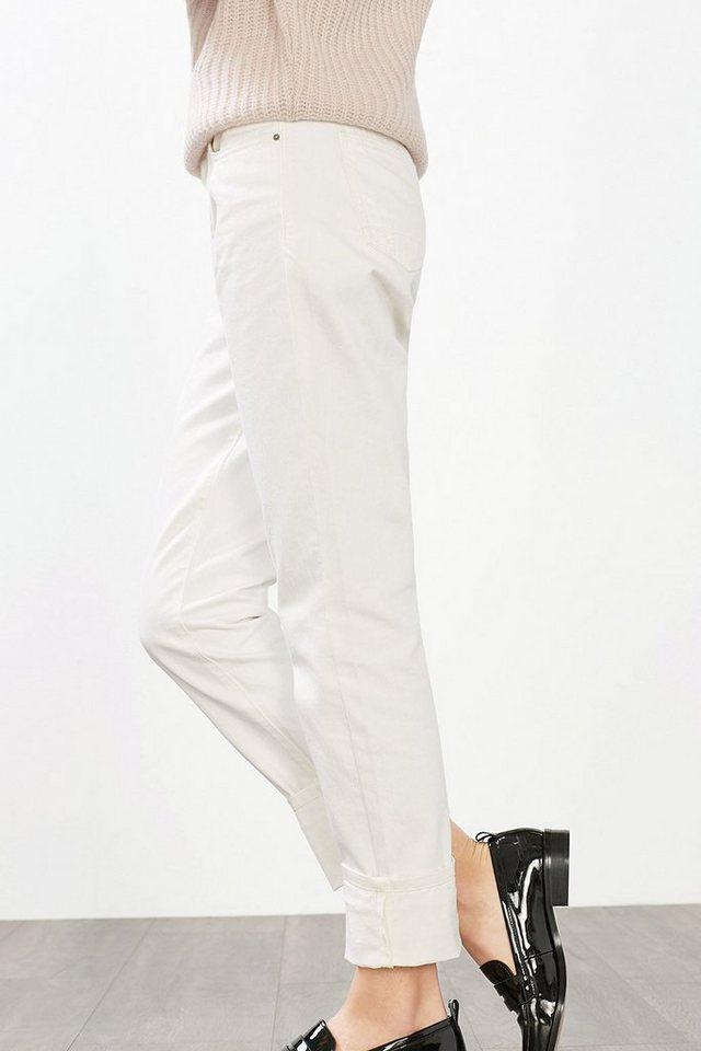 ESPRIT CASUAL Baumwoll Fashion Denim in OFF WHITE