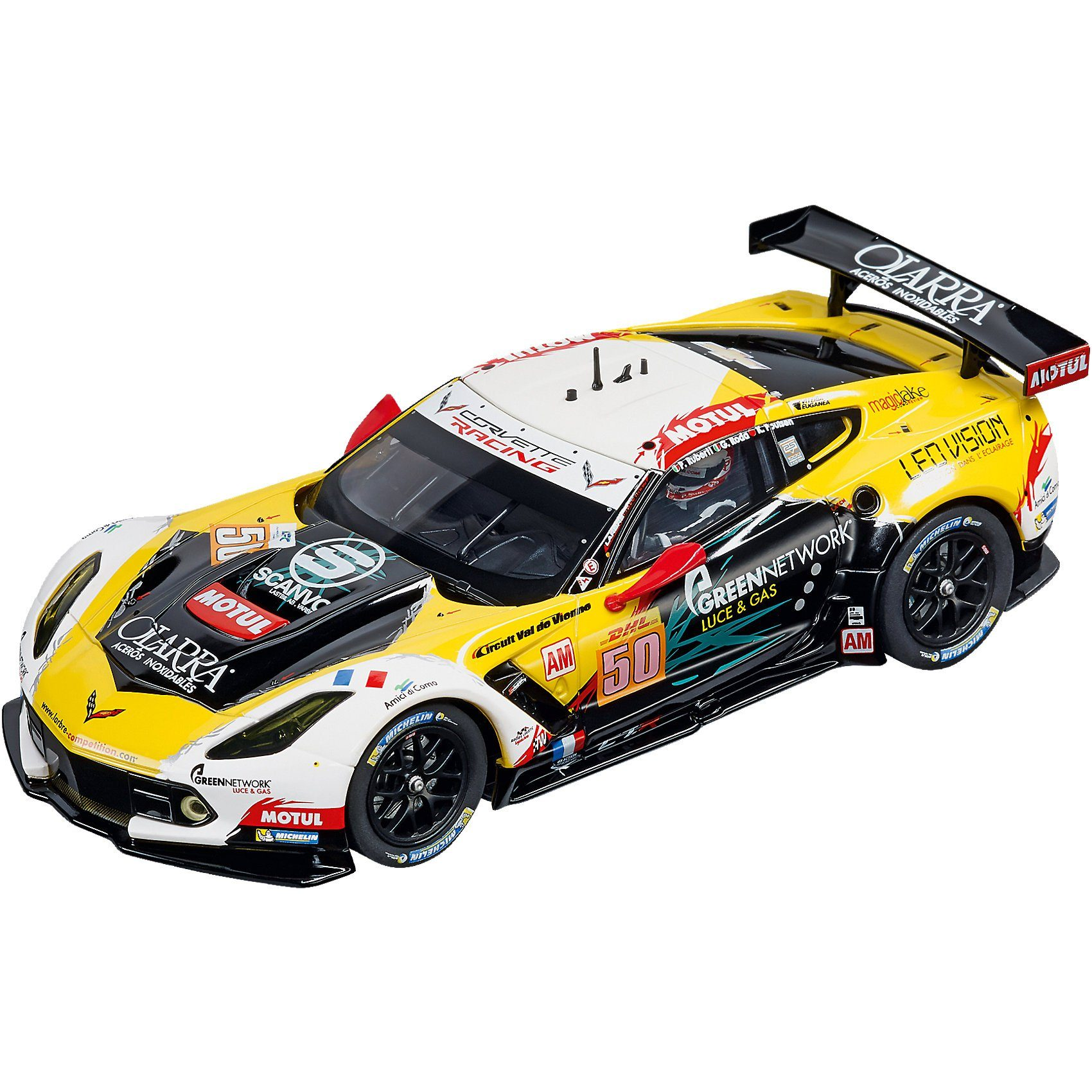 Carrera Digital 132 30752 Chevrolet Corvette C7.R, No. 50